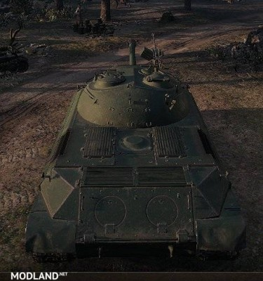 WZ-111 Alpine Tiger [Without Camouflage] 1.0.0.3+ [1.0.0.3], 2 photo